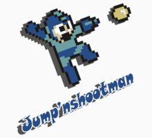 Jump'nshootman Kids Clothes