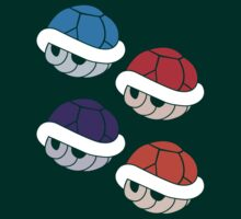 TMNT Shells by earlofportland