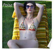 Poise - adv Poster
