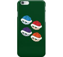 TMNT Shells iPhone Case/Skin
