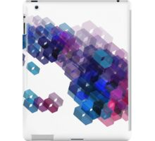 3D-blocks iPad Case/Skin