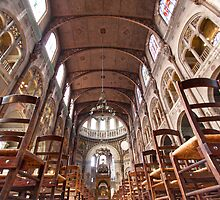 Saint Augustin Church by Adrian Alford Photography