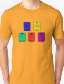 Memory Card T-Shirt