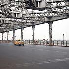 The Howrah Bridge by Travelographer