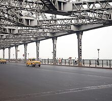 The Howrah Bridge by Travelographer