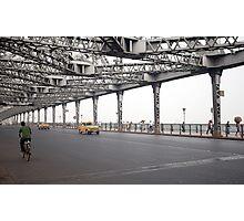 The Howrah Bridge Photographic Print