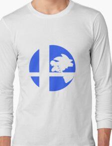 Sonic - Super Smash Bros. Long Sleeve T-Shirt