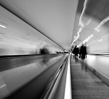 Metro Ghosts by Adrian Alford Photography