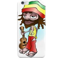 Rasta Pasta iPhone Case/Skin