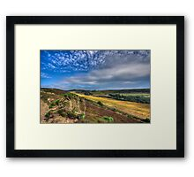 Headon Warren IOW Framed Print