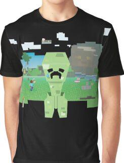 Iron Eyes Lurk Graphic T-Shirt