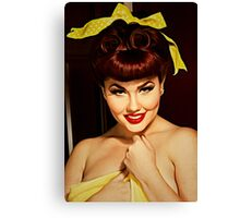 Bobby Sue Canvas Print