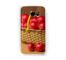 Red Apples Samsung Galaxy Case/Skin