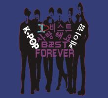 ♥♫I Love B2ST Forever Splendiferous K-Pop Clothes & Stickers♪♥ by Fantabulous