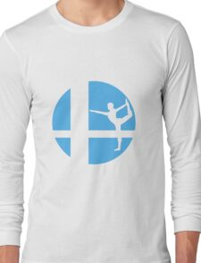 Wii Fit Trainer - Super Smash Bros. Long Sleeve T-Shirt