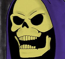 Skeletor by Philinblank