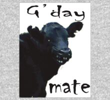 G'DAY MATE One Piece - Long Sleeve