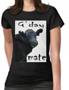 G'DAY MATE Womens Fitted T-Shirt