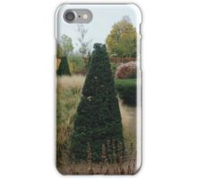 A winter garden iPhone Case/Skin