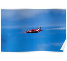 Red Arrows Hawk Poster