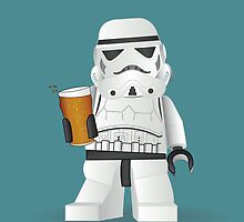 Beer Trooper by LucyOlver