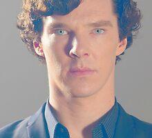 Sherlock Holmes - Benedict Cumberbatch by CandyArcade