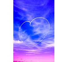 Heart of the Red Arrows Photographic Print