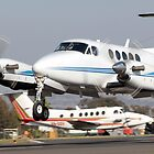 King Air pair by UpUpandAway