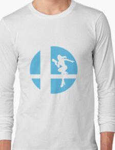 Zero Suit Samus - Super Smash Bros. Long Sleeve T-Shirt