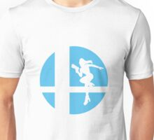 Zero Suit Samus - Super Smash Bros. Unisex T-Shirt