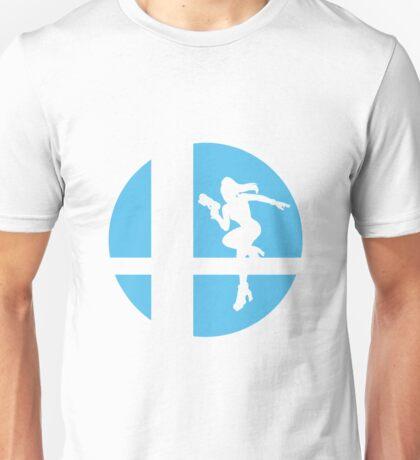 Zero Suit Samus - Super Smash Bros. Unisex T-Shirt