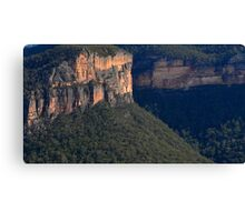 Cliff Face Canvas Print