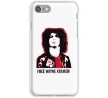 WAYNE KRAMER MC5 COOL IPHONE CASE iPhone Case/Skin