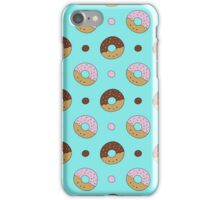 Happy Donuts iPhone Case/Skin