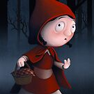 Little Red Riding Hood by jordygraph