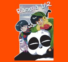 Ranma 1/2 Winter Edition Kids Clothes