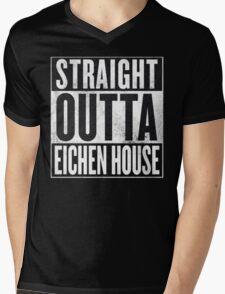 Straight Outta Eichen House Mens V-Neck T-Shirt