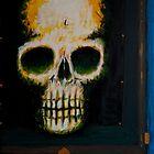 Study of Death Encased by Rob Goforth