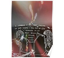 Tigers Jaw lyrics #4 Poster