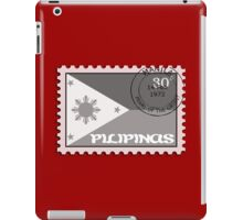 Pinoy Stamp iPad Case/Skin