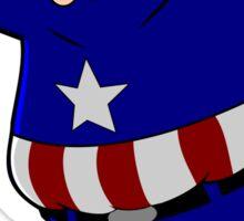 Captain Griffin Sticker