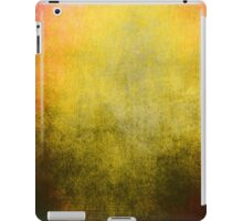 Abstract iPad Case Vintage Cool Colores New Grunge Texture iPad Case/Skin