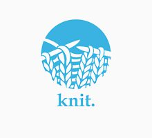 Knit. Unisex T-Shirt