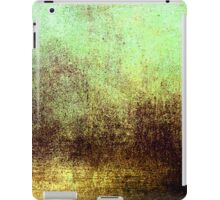Abstract iPad Case Crazy Cool Green Lovely New Grunge Texture iPad Case/Skin