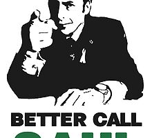 Better Call Saul (White) by miki1510