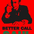 Better Call Saul (Red) by miki1510