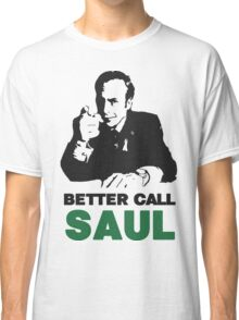Better Call Saul (Red/Yellow) Classic T-Shirt
