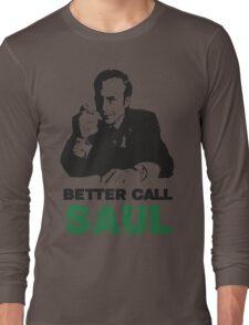 Better Call Saul (Red/Yellow) Long Sleeve T-Shirt