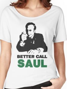 Better Call Saul (Red/Yellow) Women's Relaxed Fit T-Shirt