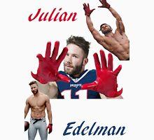 Julian Edelman Women's Fitted V-Neck T-Shirt